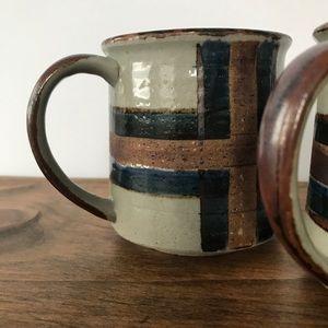 🇨🇦Vintage Stoneware Mugs